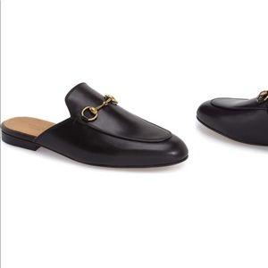 Forever 21 Horsebit Slides/Loafers
